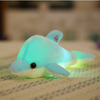 Cute Kawaii Cartoon Dolphins Luminous Hold Pillow SE4228