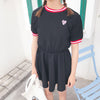 Red Heart Dress SE20258