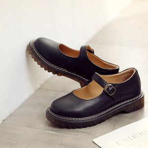 Retro Sweet Student Shoes SE20435
