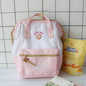 Strawberry Milk Backpack SE20480