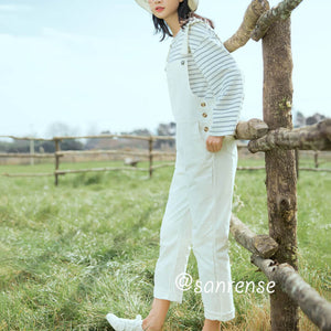 Sweet Simple Strap Trousers SE20447
