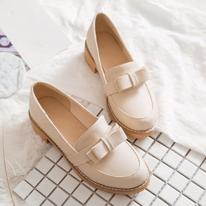 Sweet Bow Flat Shoes SE20607