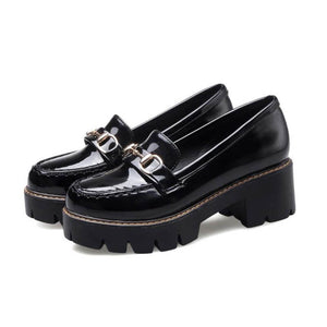 Sweet Japanese JK Student Shoes SE20423