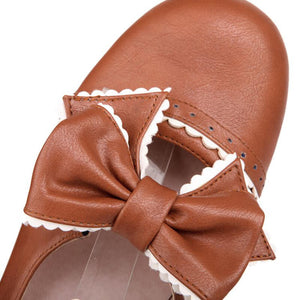 Sweet Lolita Bow Shoes SE20617