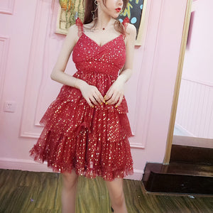Sweet Star Sling Princess Dress SE20297