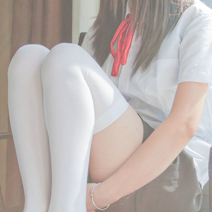Japanese kawaii knee-high socks