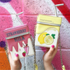 Strawberry milk & lemonade pouch bags SE10054