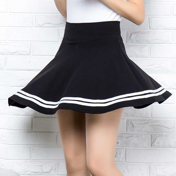 Lovely students skirts
