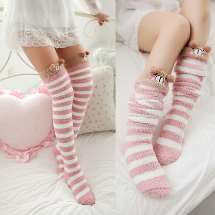 Kawaii cartoon plush stockings SE8934
