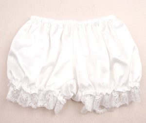 Black/White Lace Shorts SE9389