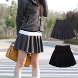 Sweet woolen skirt SE9367