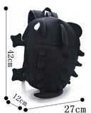 Funny cute cartoon monster dinosaur backpack