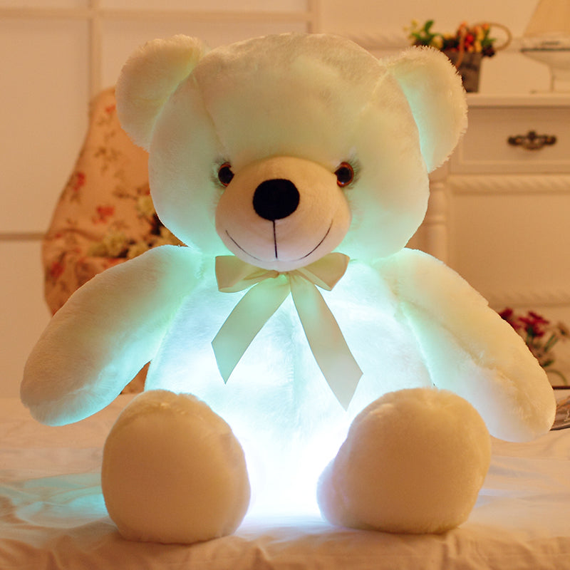Cartoon Plush LED Bear SE20240