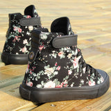 Sweet flower high shoes SE0775