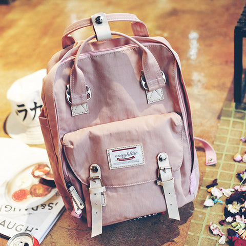 Cute Kawaii Doughnut Macaroon BTS Backpack SE8583