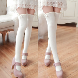 Sweet bowknot stockings SE8637