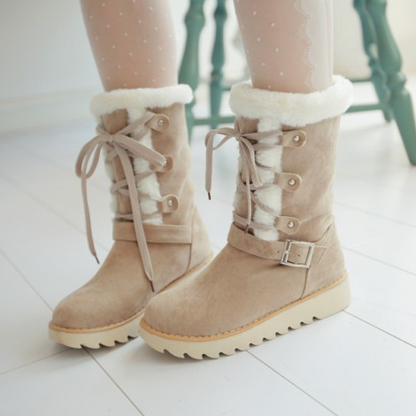 Sweet winter snow boots SE10858