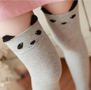 Japanese cute cartoon bear stockings SE6085