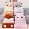 4 Colors Hamster Seat Cushions SE10892