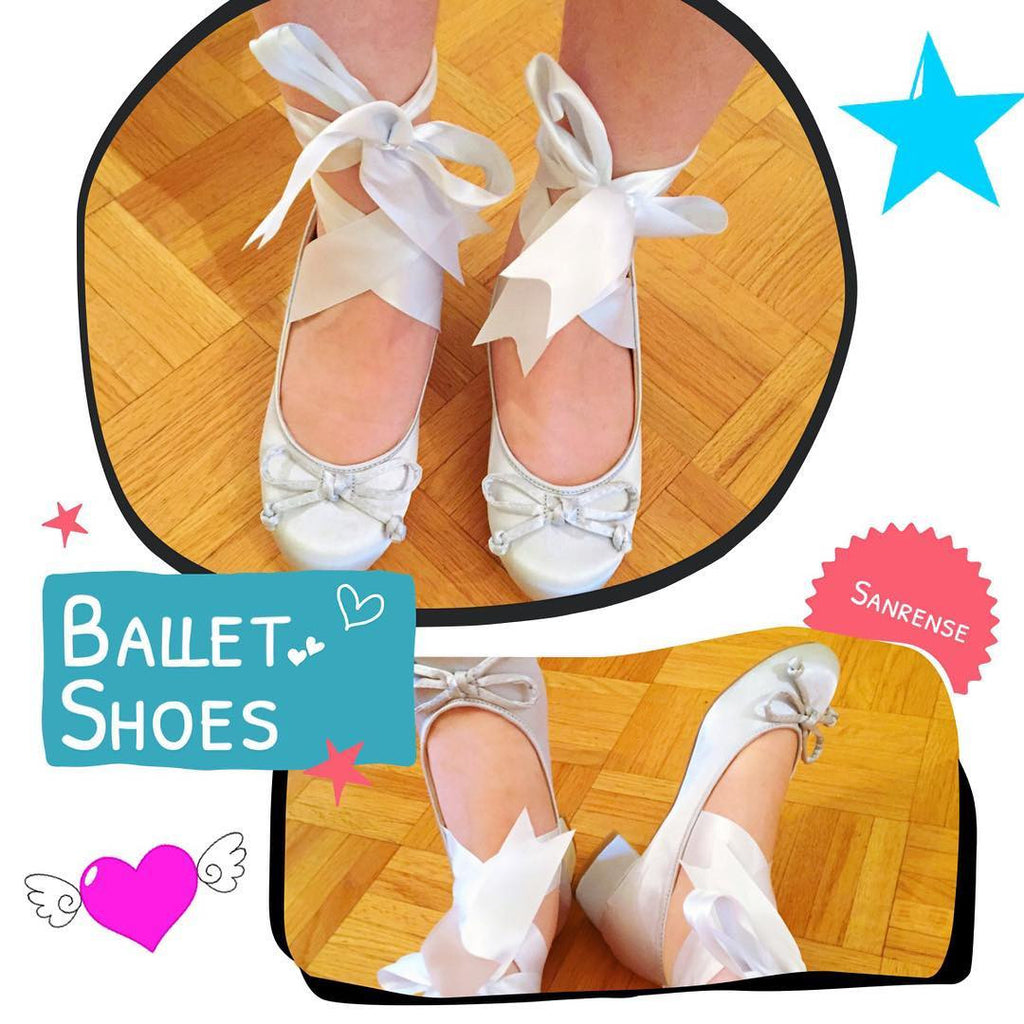 Kawaii ballet shoes  review SE87