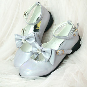 Cute Bowknot Lolita Shoes SE21047