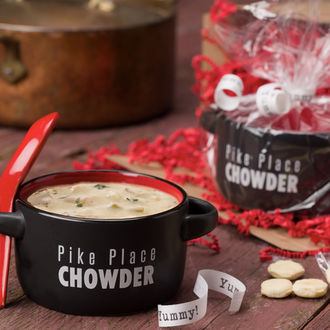 New! Chowder & Mugs Gift Pack