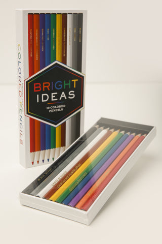 Bright Ideas | Colored Pencils