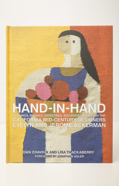 Hand-In-Hand: Ceramics, Mosaics, Tapestries, and Woodcarvings by The California Mid-Century Designers