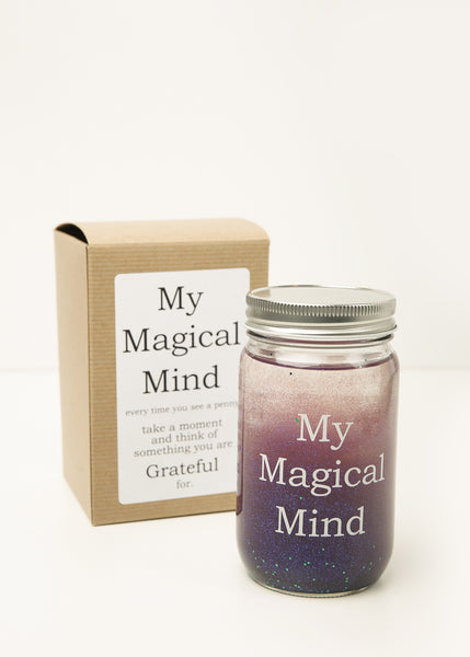 My Magical Mind - Mason Jar