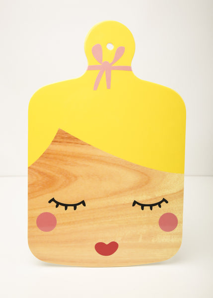 Little Miss Charcuterie - Melamine board