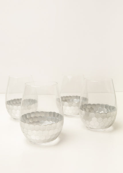 Double Old Fashioned Cocktail Glasses