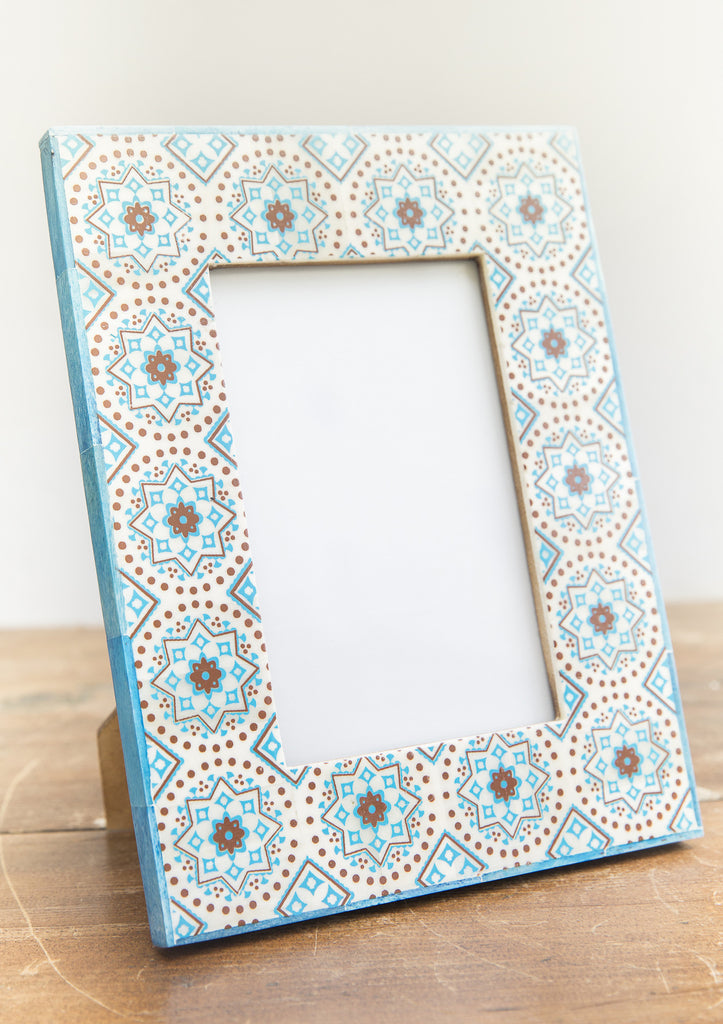 Boheme Mosaic Picture Frames   The Rental Girl Home Store