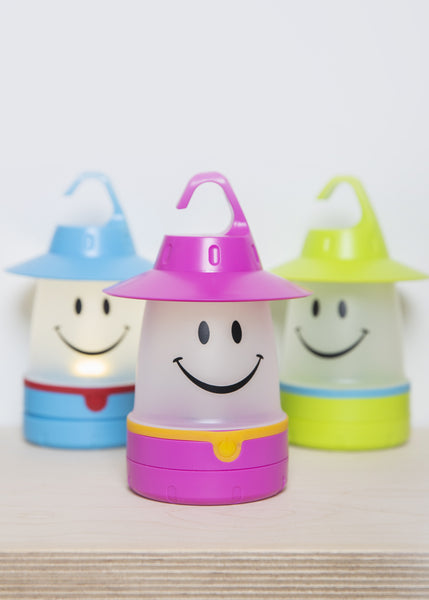 Smile Kid's Lantern Light