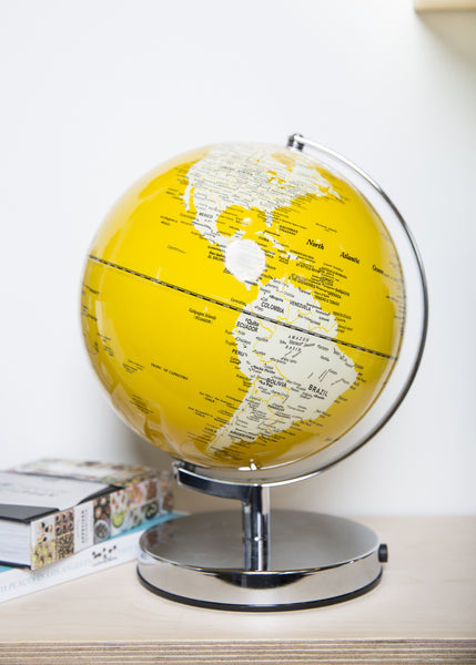 Terrestrial Globe Light