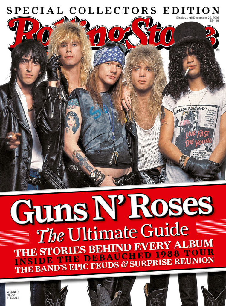 Guns N' Roses: Special Collectors Edition