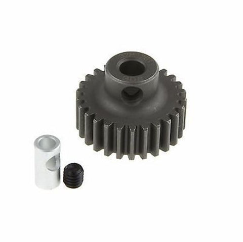 "GDS Racing 26T 32P Steel Pinion Gear for 1/8""(3.175mm) and 5mm Shaft, RC model"