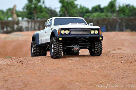 cross rc pg4l 1 10 4wd 2 speed size truck rc