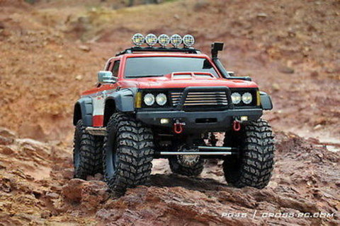 Cross Country 4x4 >> Cross Rc Pg4s 4x4 1 10 Scale Cross Country Pickup Truck Kit