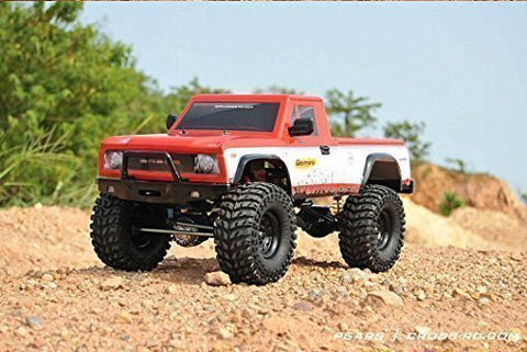 Cross Country 4x4 >> Cross Rc Pg4rs 1 10 2 Speed 4x4 R C Cross Country Pickup Truck Kit