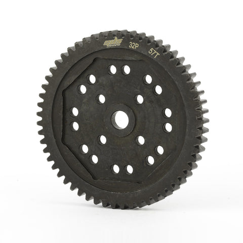 GDS Racing Steel Spur Gear HD 32P 57T For Arrma AR310404 2WD