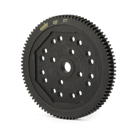GDS Racing Steel Spur Gear HD 48P 87T For Arrma 2WD Replacement for AR310019