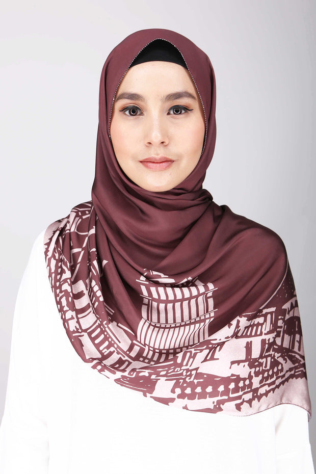 Borneo Shawl by MizzT