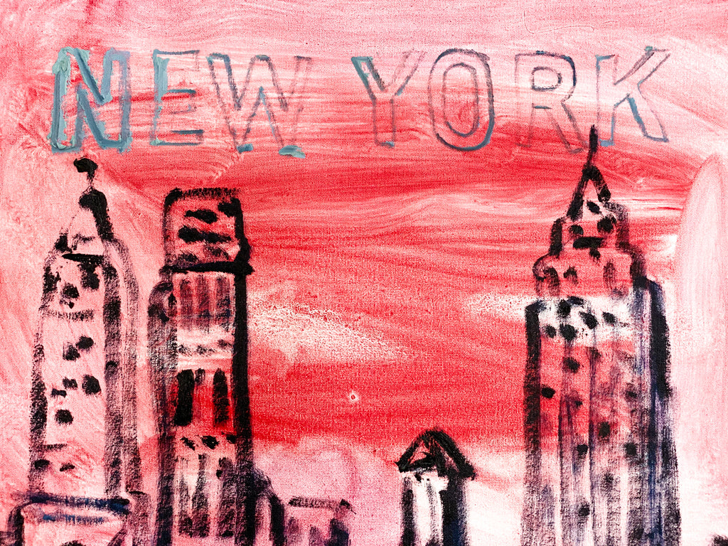 Painting // New York