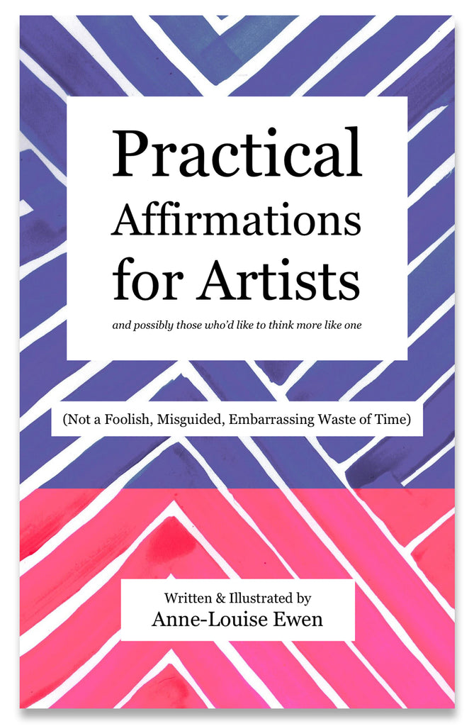 eBook // Practical Affirmations for Artists