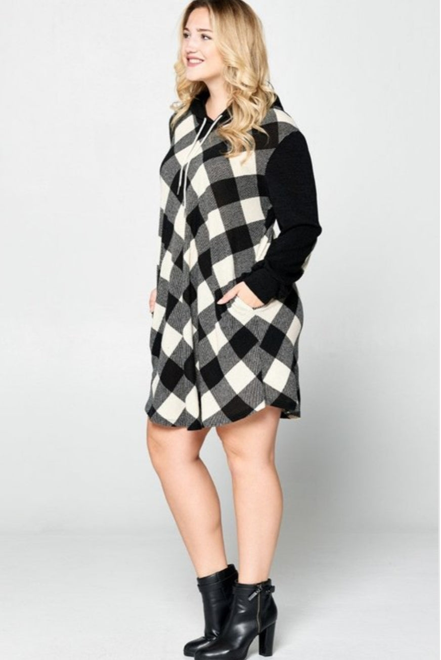 Flannel Dress Shirt PS