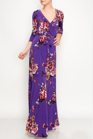 Dazzling Maxi Dress