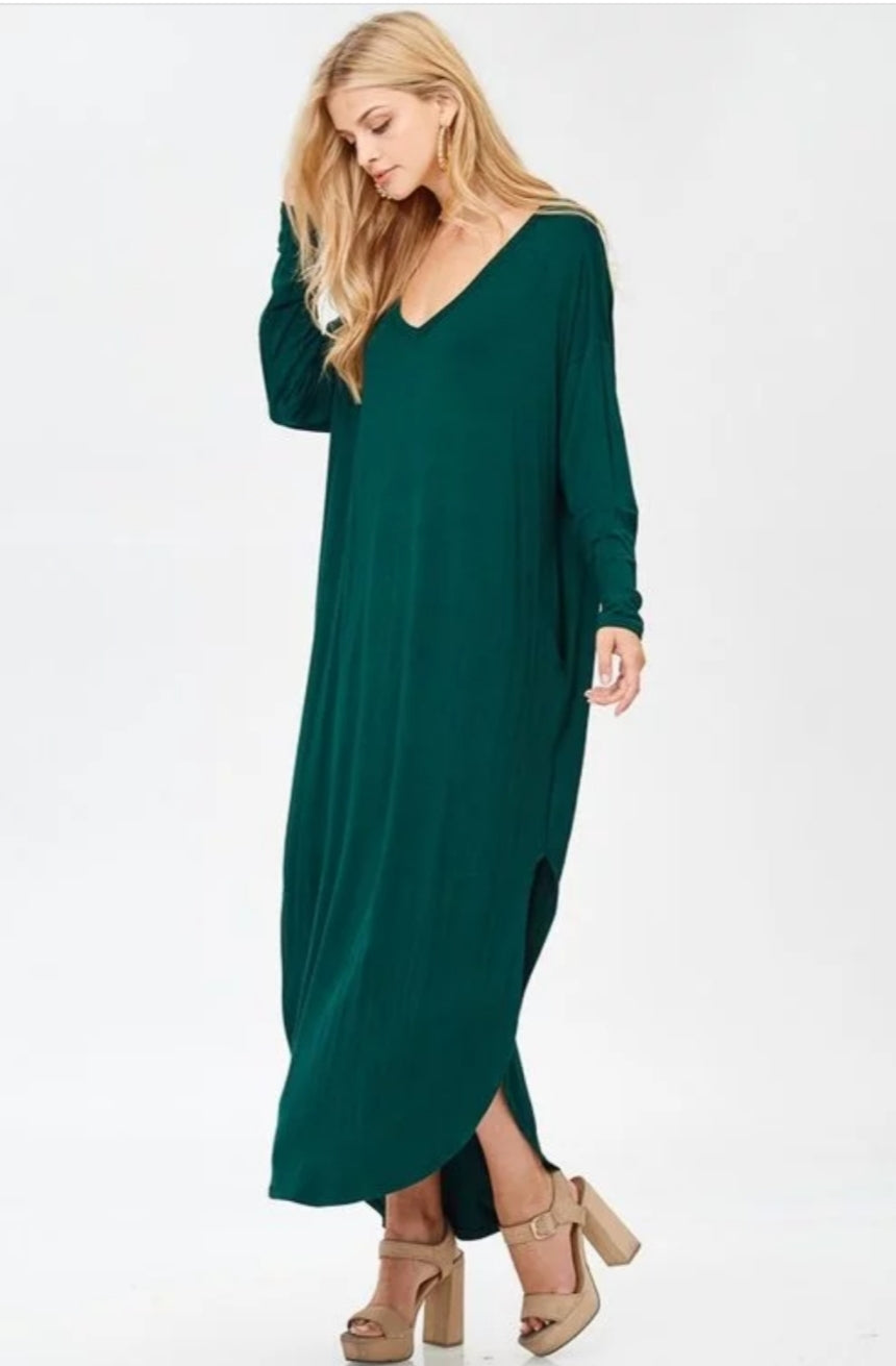 Lazy Day Maxi Dress