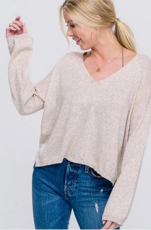 Luxe Pullover Sweater