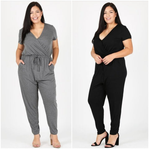 Surplus Knit Jumpsuit