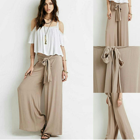 Women's Loose Khaki Pants